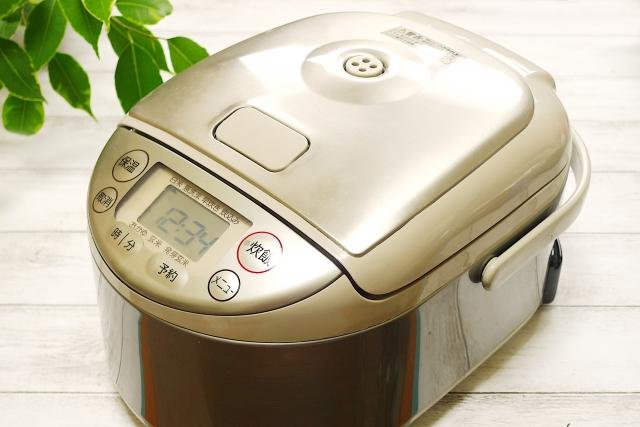 炊飯器の気になる電気代まとめ!節約に最適な保温時間もチェック!