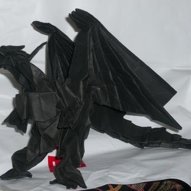 難しいけどかっこいい折り紙の折り方まとめ!ドラゴン・兜など立体作品を作ろう!