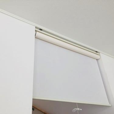 ロールカーテン(ロールスクリーン)をDIYで自作しよう!簡単な作り方を紹介!