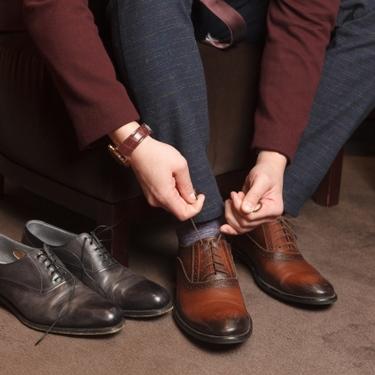 革靴の紐の結び方!通し方の順番や簡単でほどけない方法まで詳しく解説!