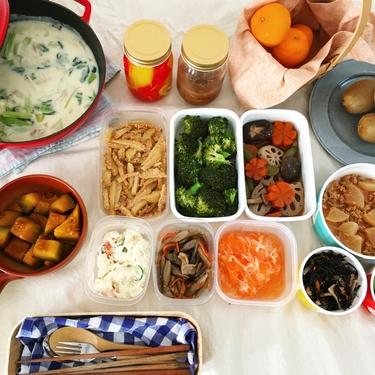 冷凍できる作り置きおかず21選!簡単なレシピでお弁当や食卓を豊かに!