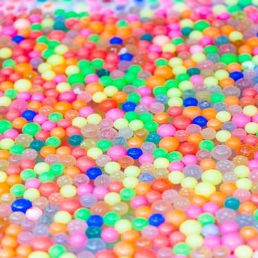 スーパーボールの作り方を覚えよう!洗濯のりや塩を使って簡単に作れる!