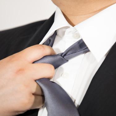 ネクタイのディンプルの作り方!上手にできない人が簡単にきれいに作るコツも!
