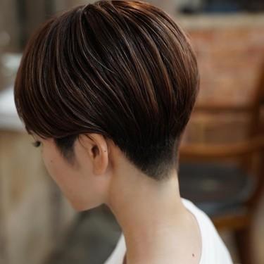 刈り上げ女子のセルフメンテナンスの方法を伝授!伸びてきたらどうお手入れする?