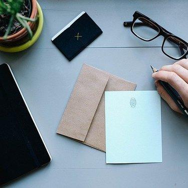 インターンのお礼状の書き方はコレで完璧!便利な例文や宛名のマナーなど!