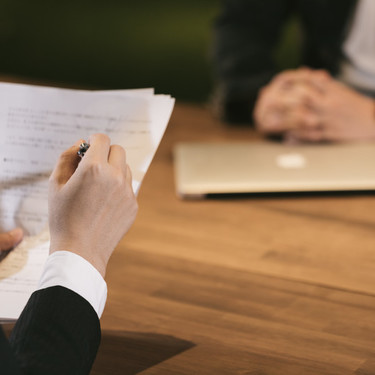 バイトの面接に行く時の持ち物リスト!履歴書や筆記用具以外に必要な物は?