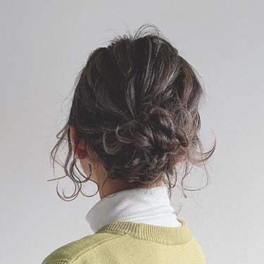 ボブヘアにお団子で大人かわいいヘアスタイルに♪簡単アレンジ方法まとめ!