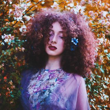 ラベンダーグレージュで可愛い髪色に♡暗めから明るめまで人気ヘアカラーを紹介!