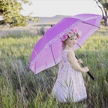 子供用の傘のサイズはどう選ぶ?園児や小学生の身長に合う選び方を伝授!