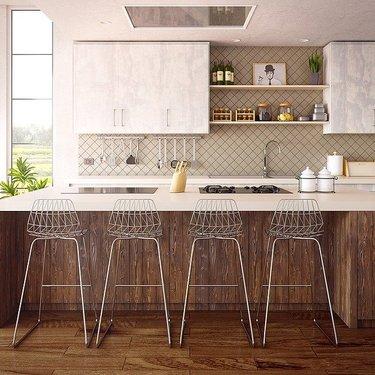 吊戸棚をDIYで作ろう!初心者向けの作り方やキッチンをおしゃれにするコツも!