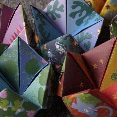 100均セリアの折り紙が大人気!個性的な柄など種類も豊富!