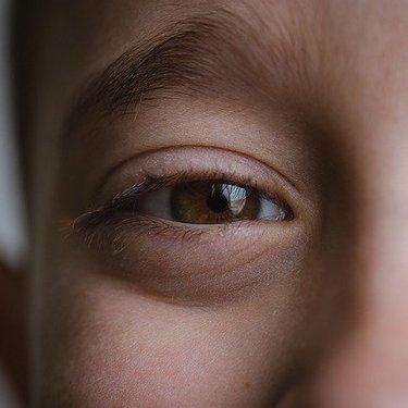 人 黒目 が 小さい