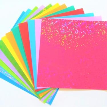 100均ダイソーの折り紙特集!単色はもちろんおしゃれな柄物も人気!