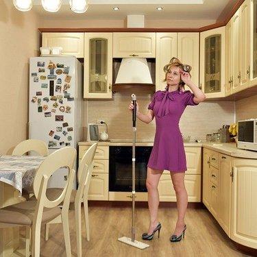 クッションフロアの掃除方法!おすすめのお手入れ道具や注意点を解説!