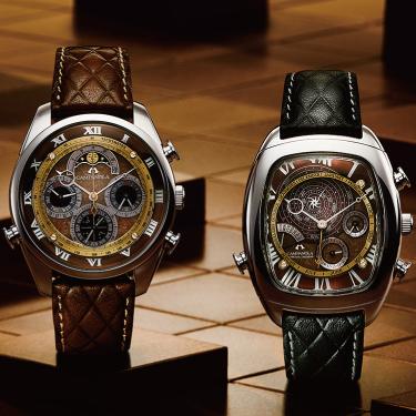 MICHIMATAver.Rの「大人の遊び心をくすぐる腕時計」を紹介!