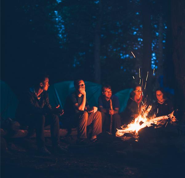 キャンプのイメージ