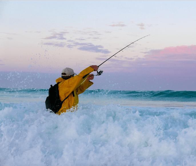 釣り(フィッシング)のイメージ
