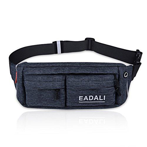 70fd9251d0 Eadali ランニングポーチ ウエストバッグ 登山 アウトドア メンズ・レディース兼用