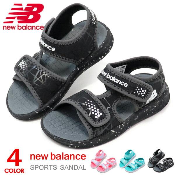b1b3a10f1f657 出典: http://item.rakuten.co.jp. ニューバランス キッズ スポーツサンダル K2031