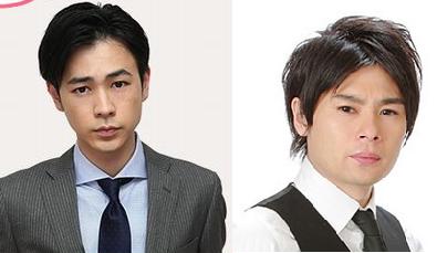 (左)成田凌さん、(右)吉村崇さんの画像比較です。ドラマ「大貧乏」で出演中の成田凌さんが、俳優ではなく芸人さんに似ているということもあり、ネットでは大注目を集め