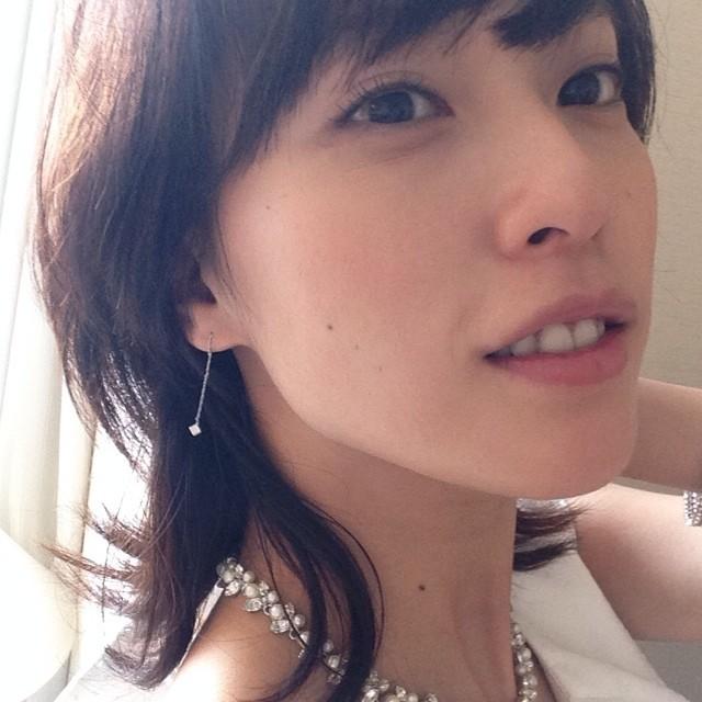 戸田恵梨香のウルフがかわいい