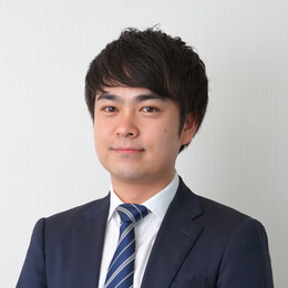 営業部長・シニアマネージャー 矢吹 明大