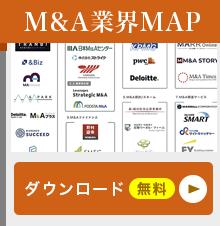M&A業界マップ