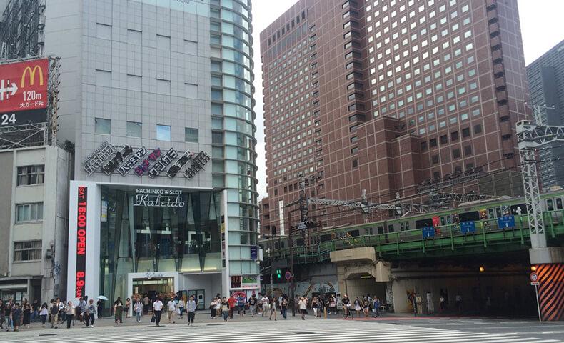 新宿駅からの詳しい道順3