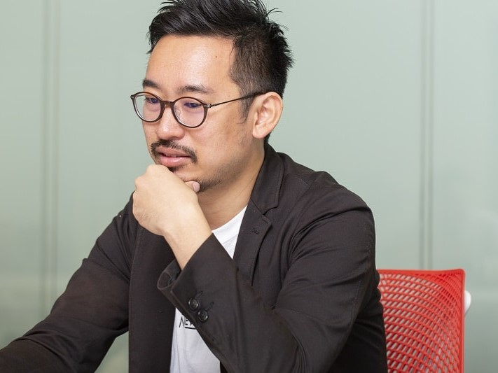 NewsPicks取締役 坂本大典さん