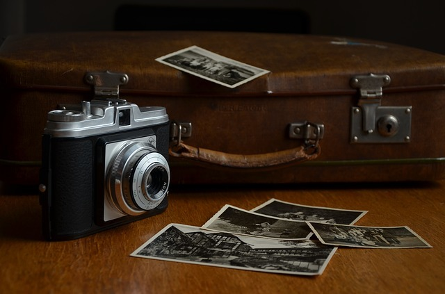 カメラと写真