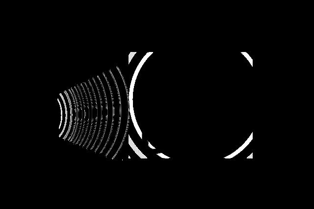 耳で音声をキャッチするイメージ