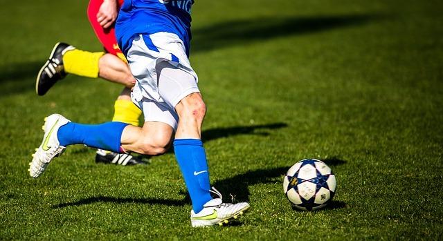 サッカーのミラクルゴールのイメージです。