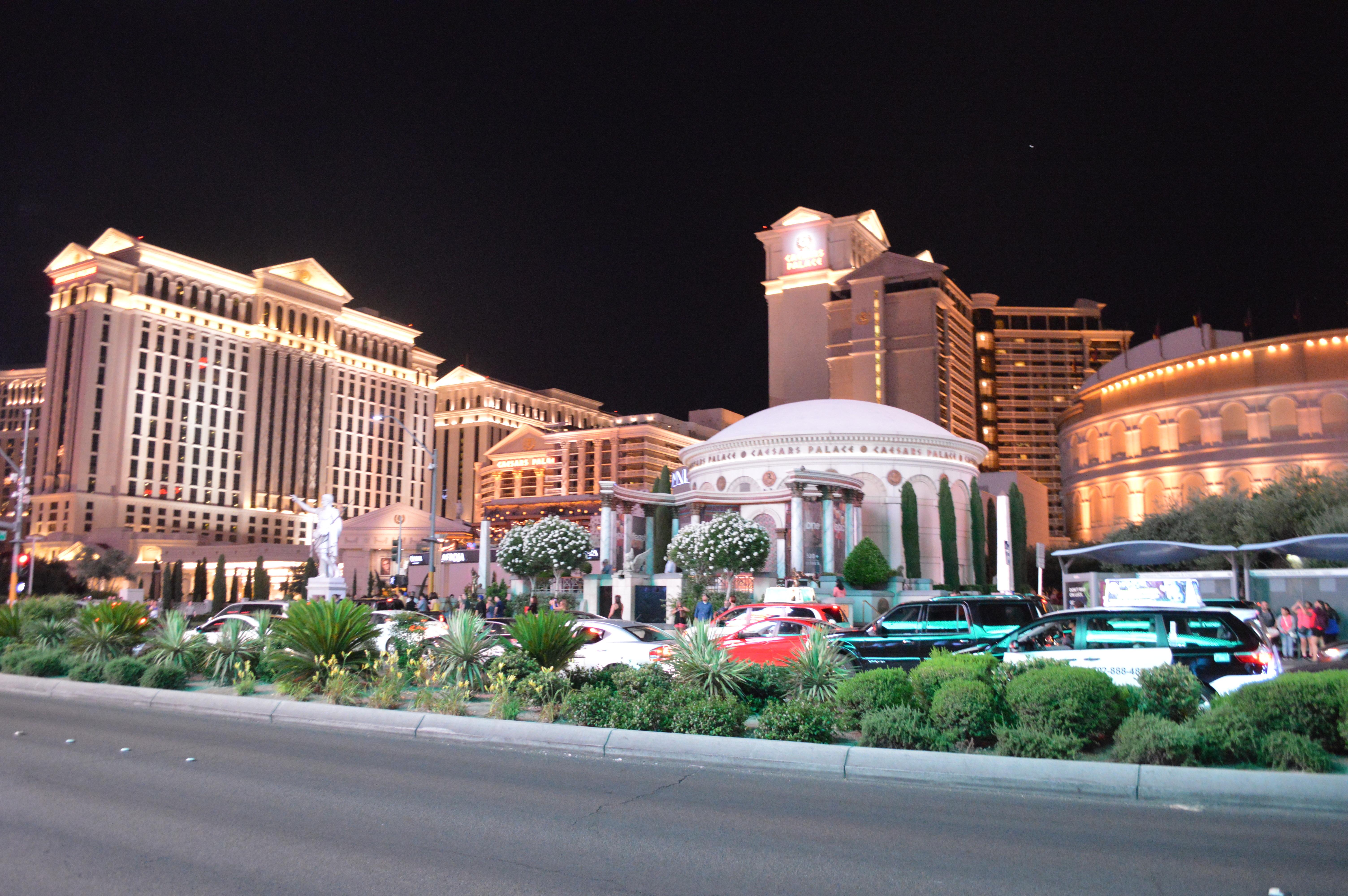 立派なホテルの写真です。