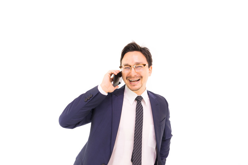 リスニング問題part3の日常生活、電話に関するイメージです。