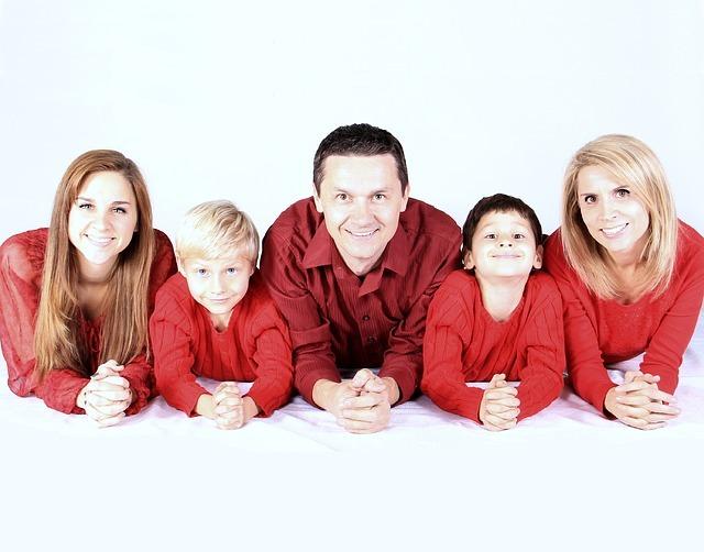 英語圏の家族