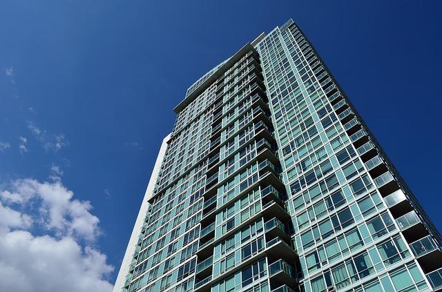 高層ビルのイメージです