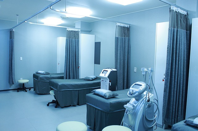 病院のイメージです。