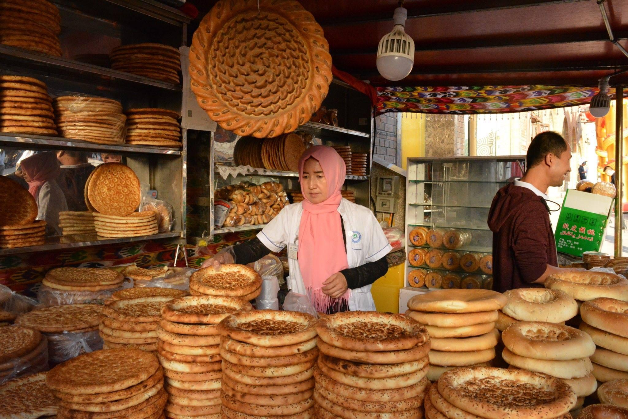 海外のパン屋