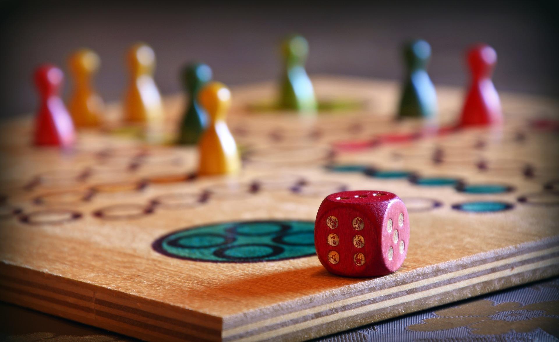 ボードゲームの写真 Board Game