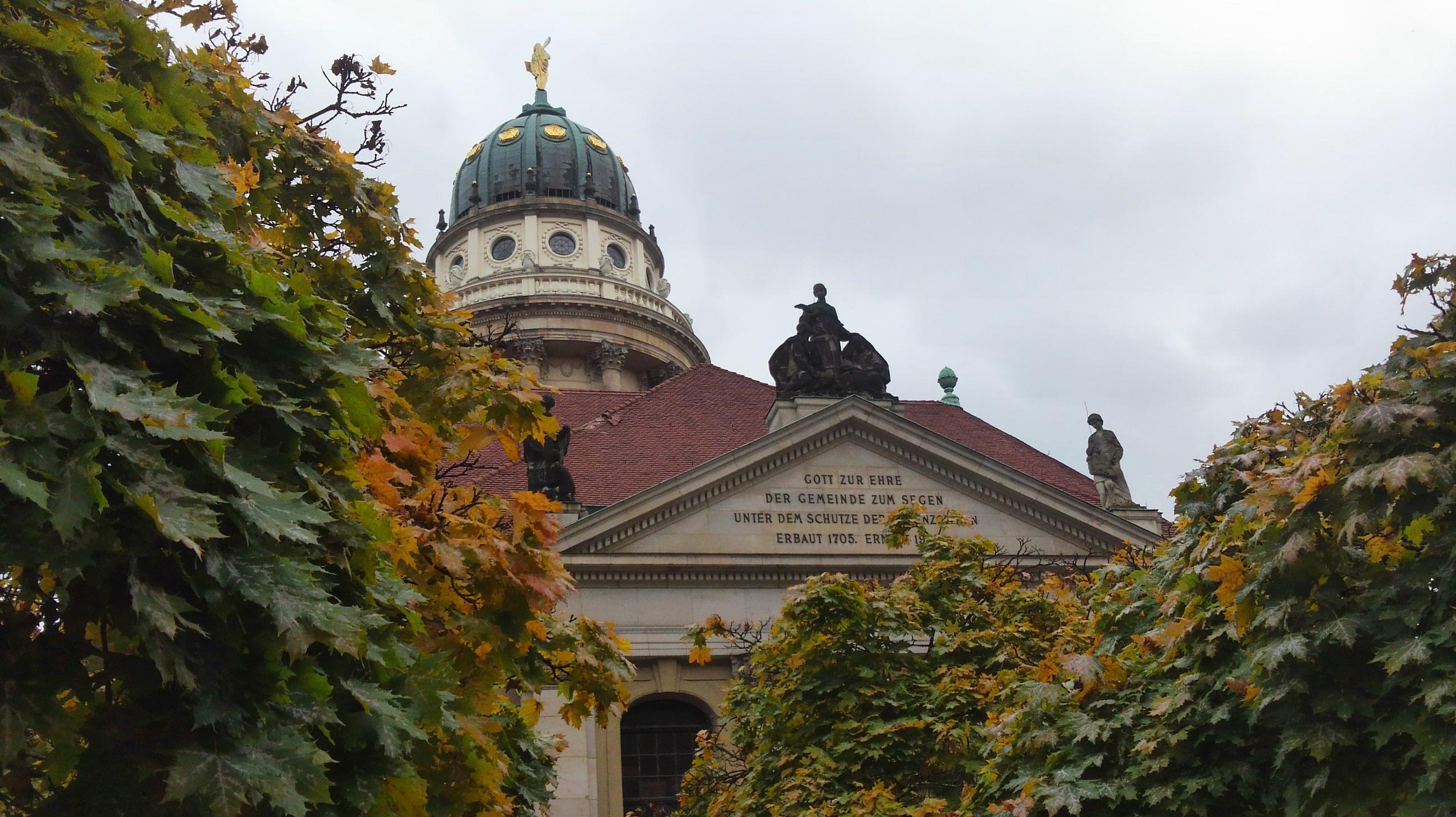 ドイツ ベルリンの建物