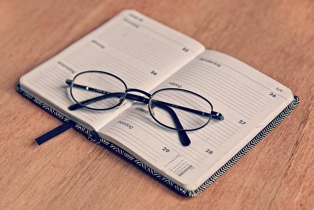 英語でスケジュールを書くには?略語や例文を知って手帳の書き方をマスターしよう!