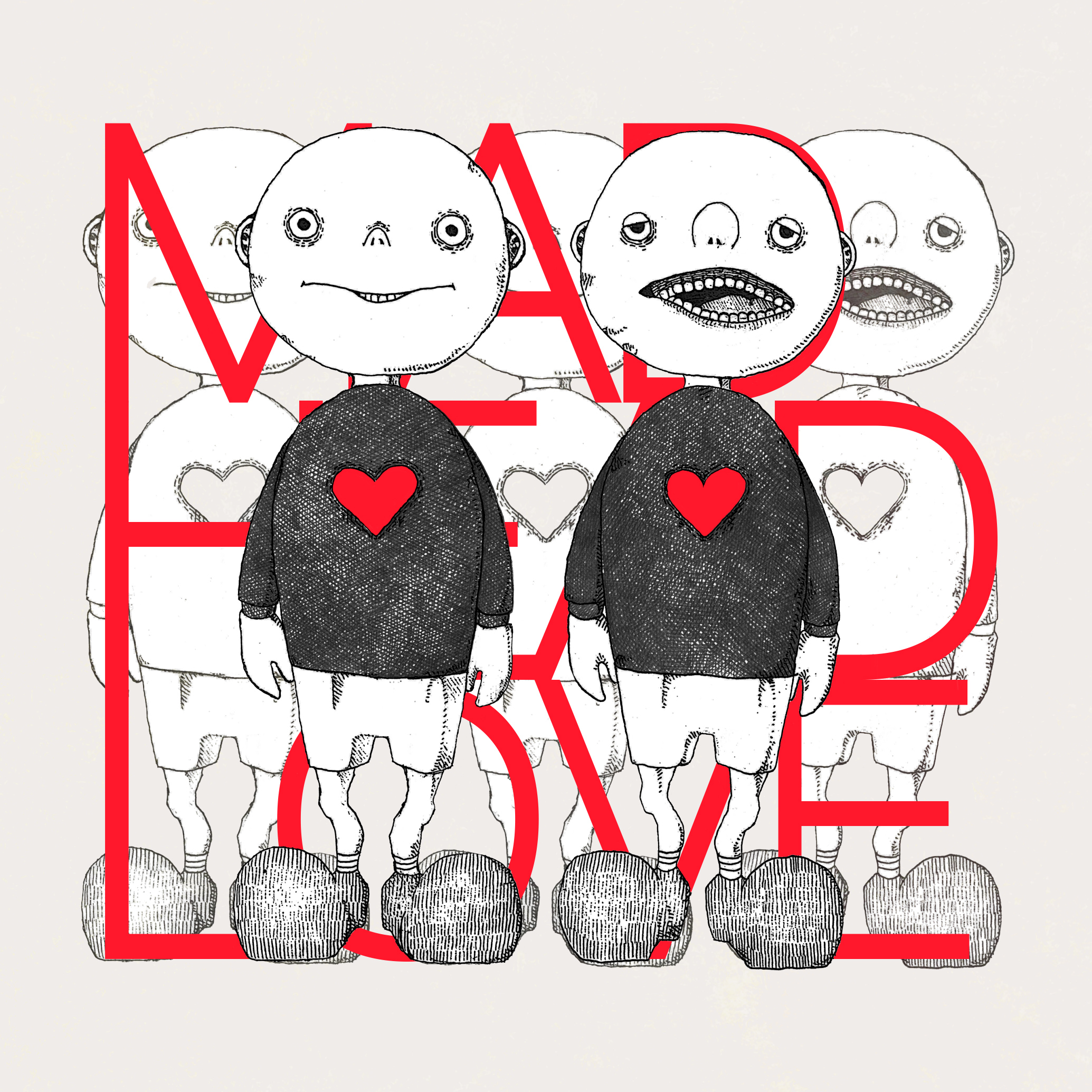 米津玄師MAD HEAD LOVE