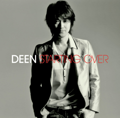 DEEN「STARTING OVER」のジャケット