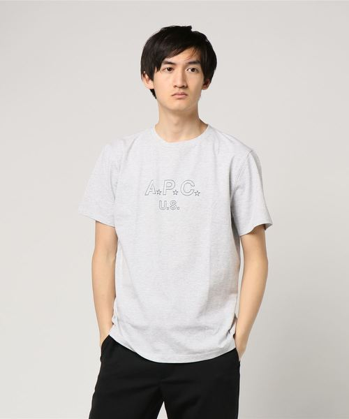 T-SHIRT US STAR /A.P.C. U.S.