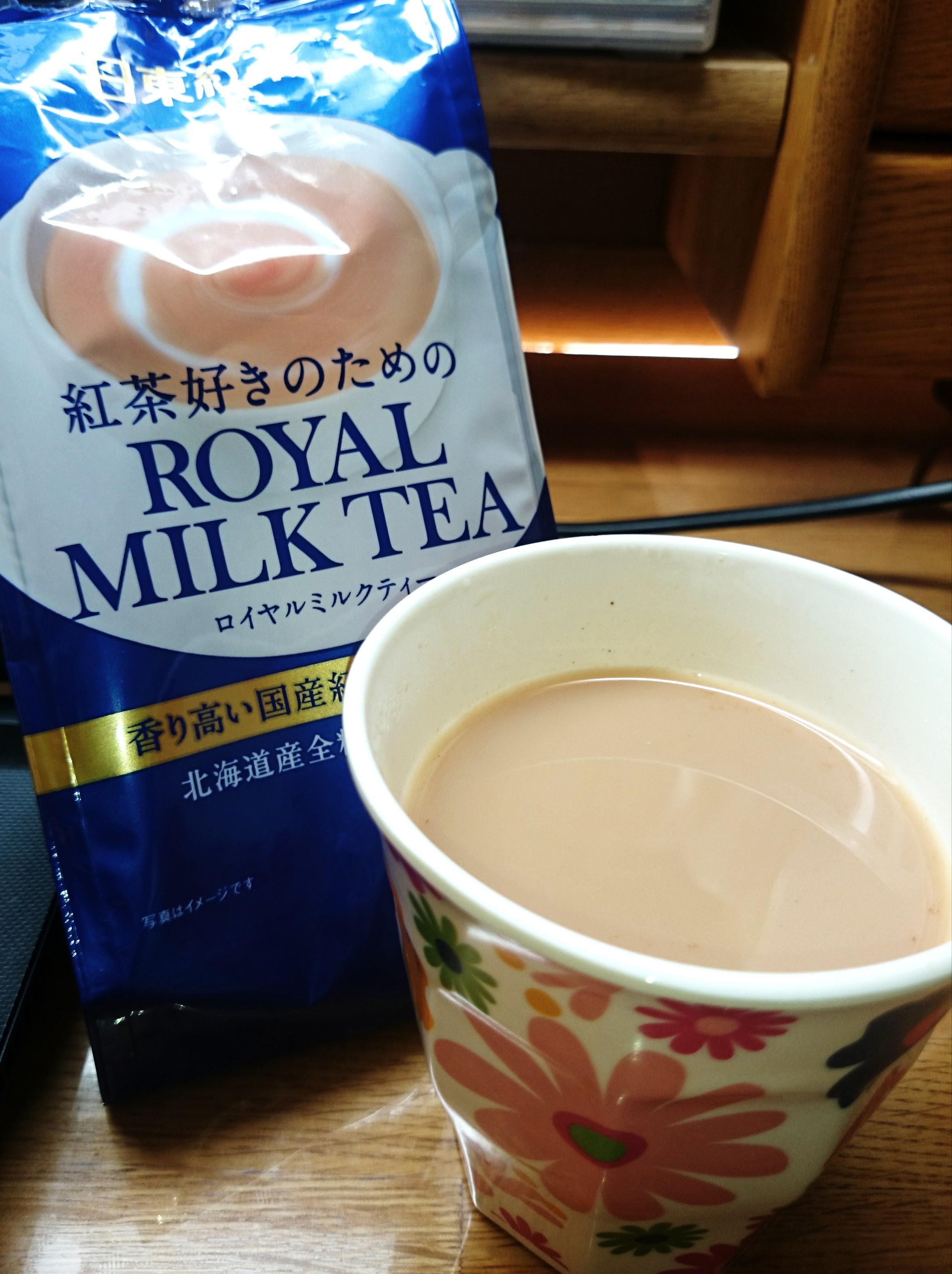 ティー ロイヤル ミルク