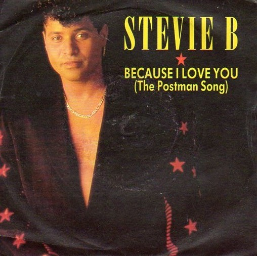 Stevie B/Because I Love You (The Postman Song)のジャケット画像