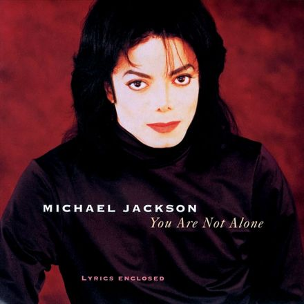 You Are Not Alone|Michael Jackson ジャケット画像