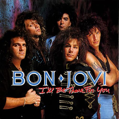 Bon Jovi - I'll Be There For You ジャケット画像