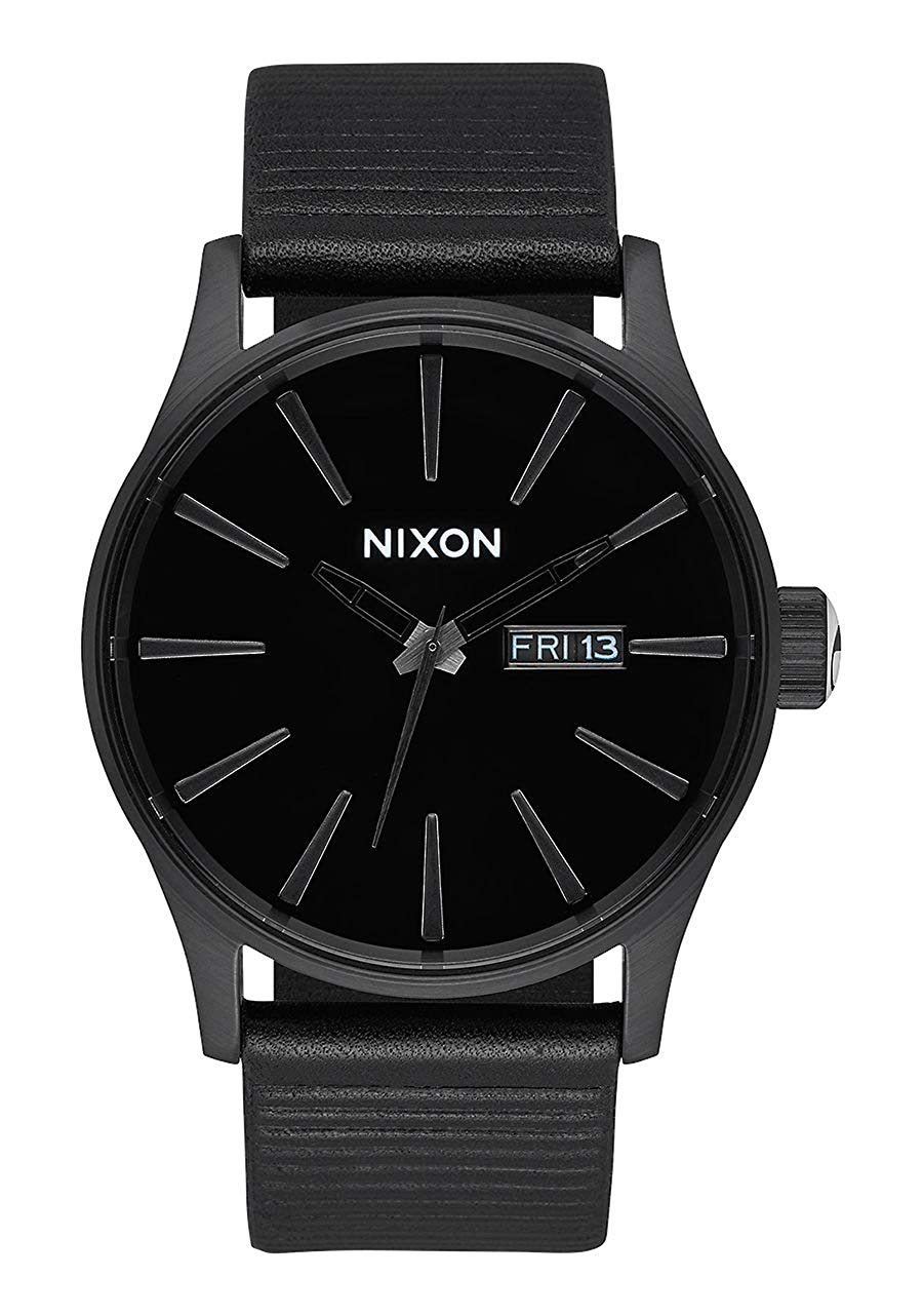 NIXONのSENTRY LEATHER , 42 MM