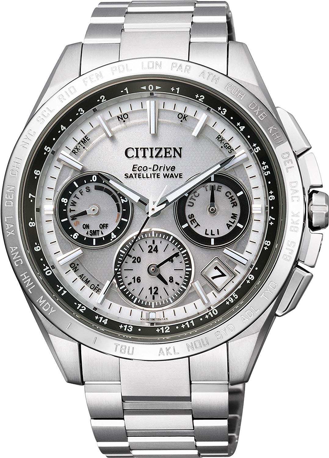 CITIZENのATTESA CC9010-66A